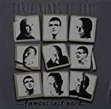 Three Kinds of Fool by Famous Last Words (2013-05-04)