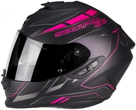 Scorpion Motorradhelm Exo 1400 Air Cup Gr/ö/ße XS Noir//Rose