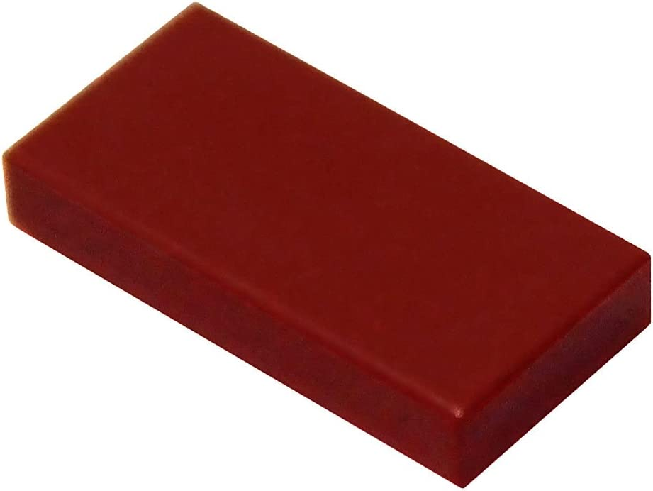 LEGO Parts and Pieces: Dark Red 1x2 Tile x20