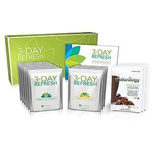 Chocolate Vegan - Beachbody 3 Day Refresh with Shakeology