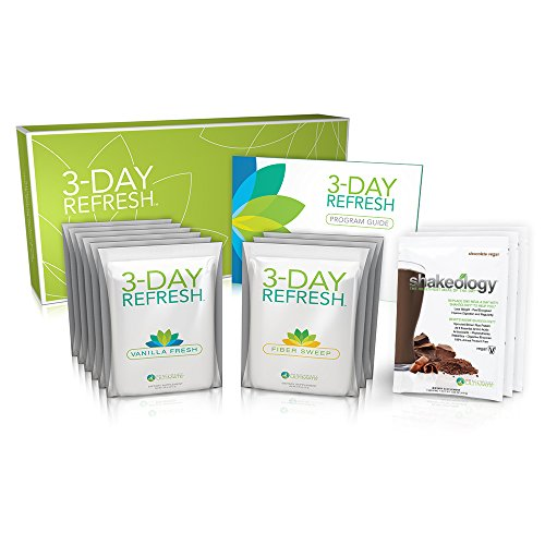 Chocolate Vegan - Beachbody 3 Day Refresh with Shakeology by Beachbody