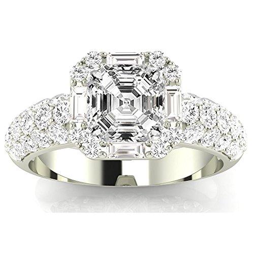0.52 Ct Round Diamond - 5