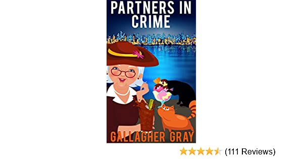 Partners In Crime Hubbert Lil Cozy Mystery Series Book 1