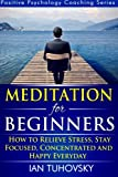 Meditation for Beginners, Ian Tuhovsky, 1499776349