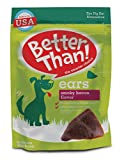 Better Than Ears Premium Dog Treats, Smoky Bacon Flavor, 36 Count...