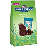 Ghirardelli Milk Chocolate Bunnies Easter Gift Basket Stuffer 118g (Pack of 3)