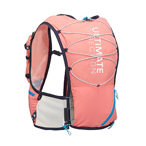 Ultimate Direction Womens Race Vesta 4.0, Coral, X-Small/Small by Ultimate Direction (Image #2)