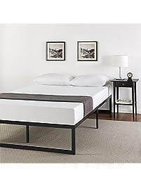 zinus 14 inch quick lock smart platform bed