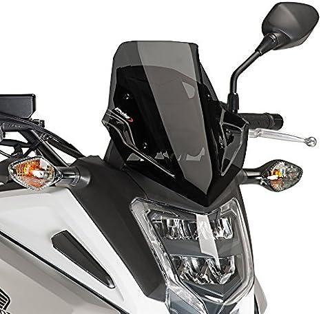 Racingscheibe Puig Honda Nc 750 X 16 17 Dunkel Getönt Auto