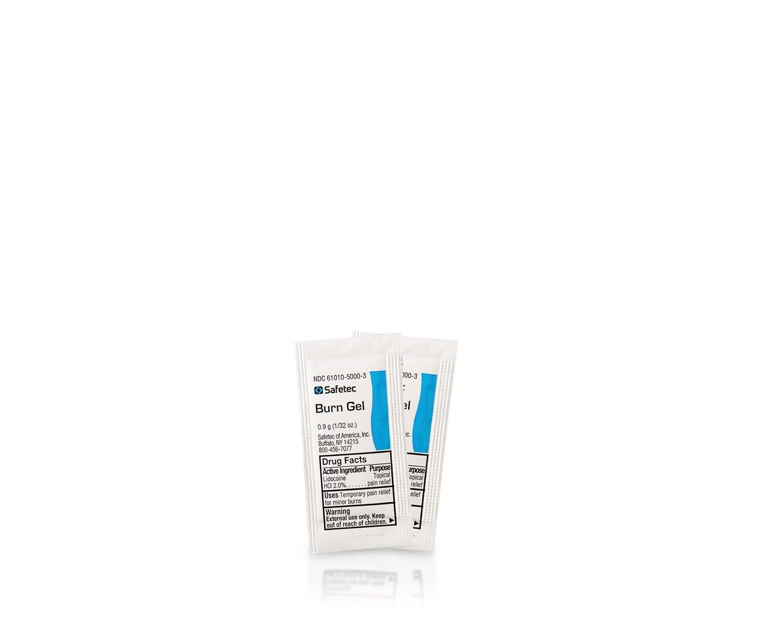 Safetec Burn Gel, .9 g pouch (bulk package - 2000 count)