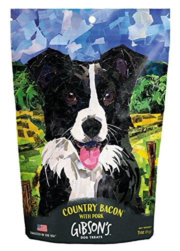 Gibson's Country Bacon with Pork - Human Grade USA Soft Je