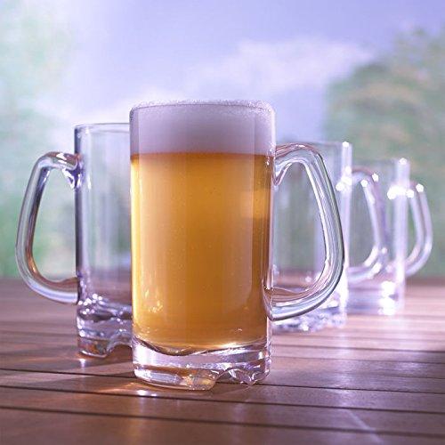 Indoor Outdoor Beer Mugs Set