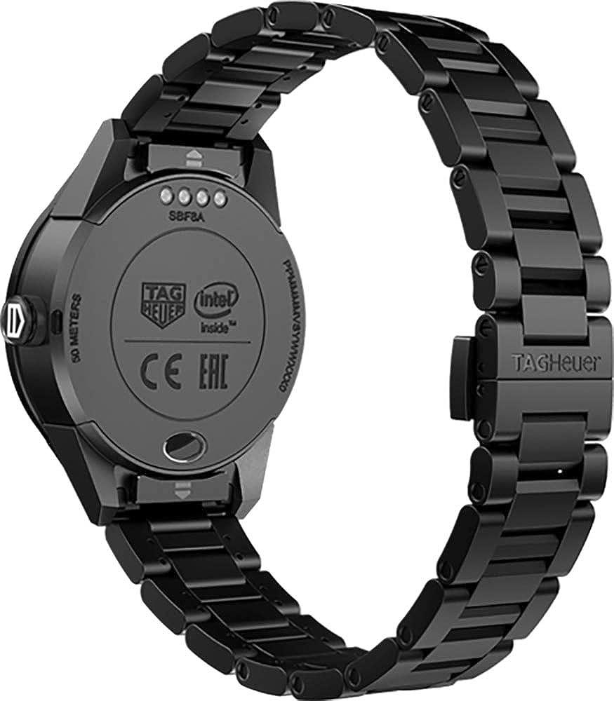 TAG Heuer Conectado Modular 45 Hombres de Smartwatch sbf8 ...