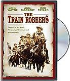 The Train Robbers (Bilingual)