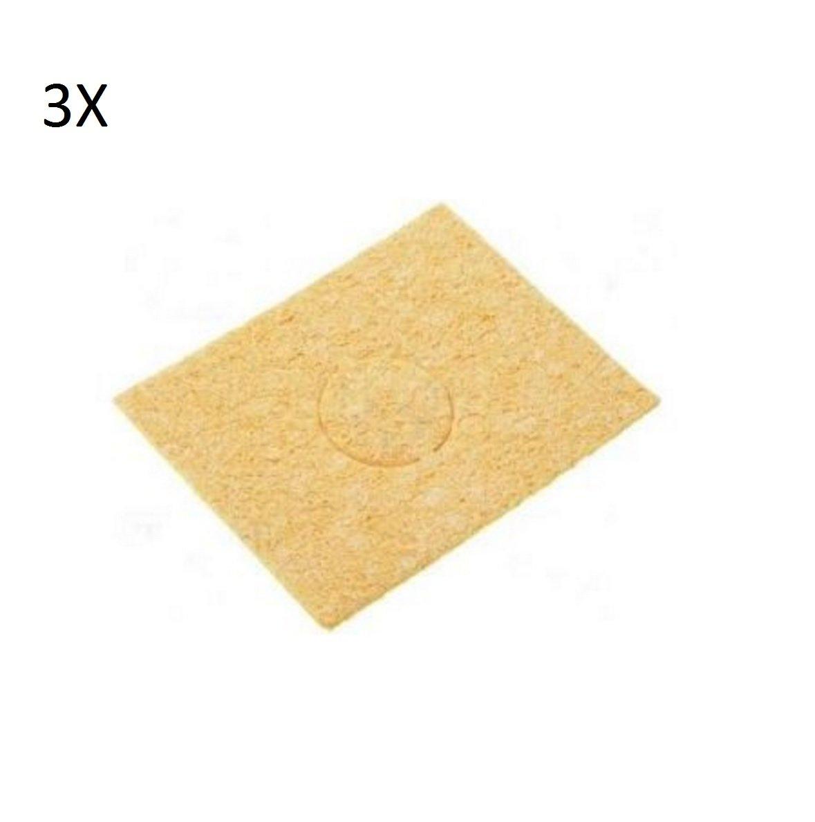 TecnoStore® - 3éponges nettoyantes pour pointe de fer à souder ns