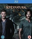 Supernatural Season 1-9 [Edizione: Regno Unito] [Reino Unido] [Blu-ray]