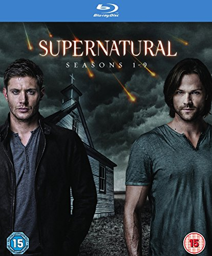 Supernatural (Seasons 1-9) - 35-Disc Box Set ( Super natural - Complete Seasons One thru Nine ) [ Blu-Ray, Reg.A/B/C Import - United Kingdom ] ()