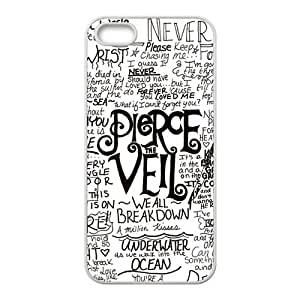 Pierce the Veil unique design Cell Phone Case for iPhone 5S