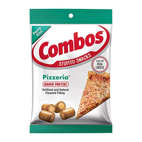 (COMBOS Pizzeria Pretzel Baked Snacks 15-Ounce Bag)
