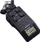 Zoom H6 All Black (2020 Version) 6-Track Portable