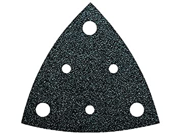 Import Allemagne Fein 63717114019 Feuille abrasive triangulaire Perfor/ée Grain P 180
