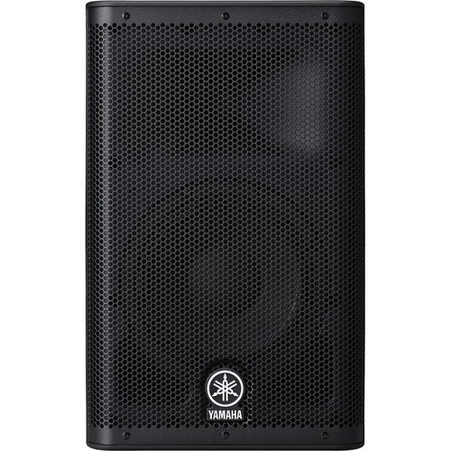 Yamaha DXR 10 Powered Speaker Cabinet, 10
