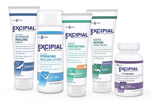 Excipial Rapid Repair Hand Cream, 3.4 Ounce