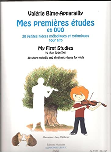En ligne téléchargement Mes premières études en duo pour alto pdf ebook