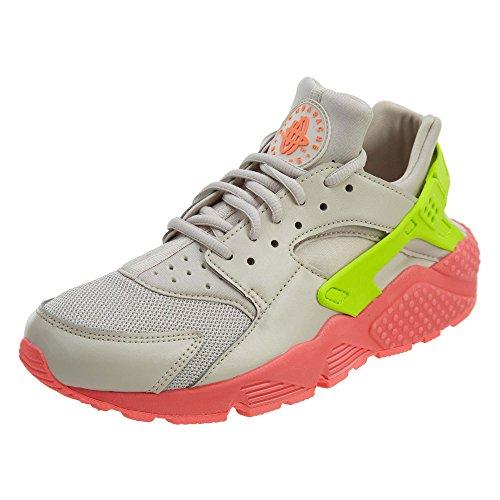 Nike Air Huarache Run Desert Sand/Volt-Hot Punch (WS) (10 B(M) US)