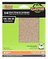 ALI INDUSTRIES 5036 Sandpaper Assorted, 4-Inch x 5-Inch