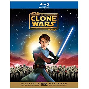 Star Wars: The Clone Wars [Blu-ray] (2008)