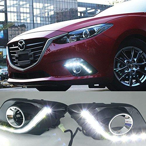 Mazdaspeed3 Led Fog Lights