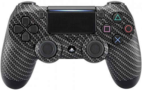 Carbon Fiber Modded PS4 Rapid Fire Controller, Works with All Games, COD, Rapid Fire, Dropshot, Akimbo & More (Modded Call Of Duty Black Ops)