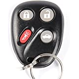 ACDelco 22707268 GM Original Equipment 4 Button Keyless Entry Remote Key Fob
