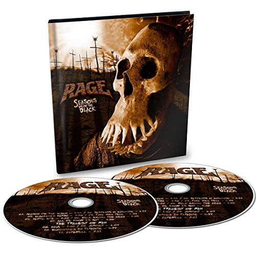 Rage - Seasons Of The Black - Limited Edition - 2CD - FLAC - 2017 - RiBS Download