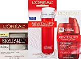Loreal Revitalift Anti-wrinkle + Firming Day Cream; Double Eye Lift and Deep-set Wrinkle Repair Night Lotion Review