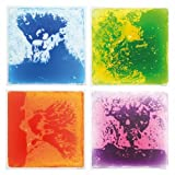 Liquid Tile Spooner Mats (Set of 4)
