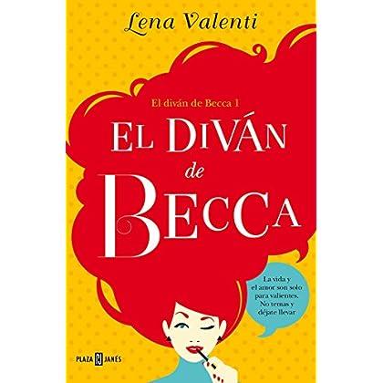 El diván de Becca (El diván de Becca 1) (Spanish Edition)