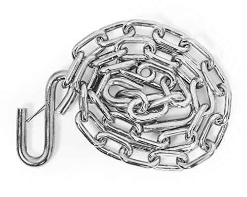 "Review Of Camco 50023 Safety Chains-Class II (3,500 lb Capacity)-48"" w/Spring Hooks"