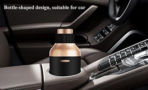 Scentologi Car Aroma Oil Ultrasonic USB Diffuser - The perfect accessory for your car! by Scentologi (Image #8)'