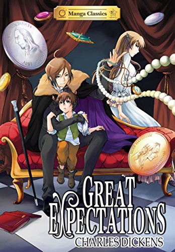Manga Classics: Great Expectations - Number Mall Florida