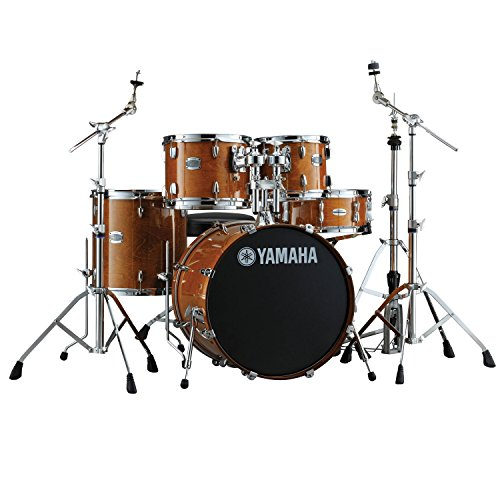 Rack Tom Birch Shell - Yamaha Stage Custom Birch Acoustic Shell Pack 5-piece Drum Kit with with 22