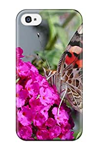 Rolando Sawyer Johnson's Shop A Butterfly Durable Iphone 4/4s Tpu Flexible Soft Case 7756013K36088588