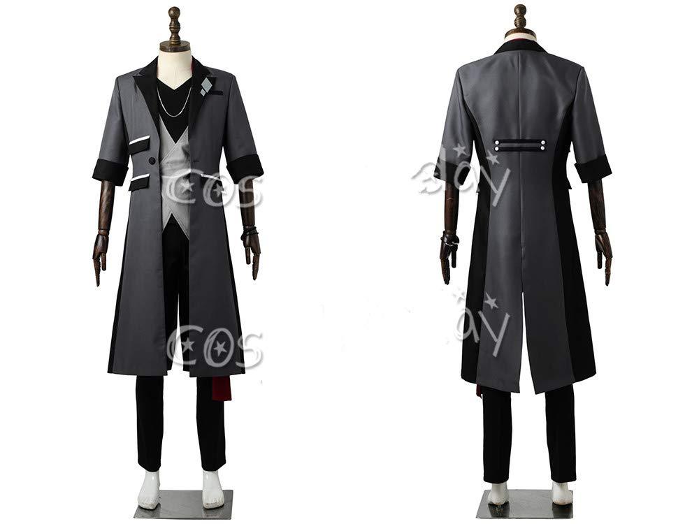 TSUKIPRO THE ANIMATION SolidS 篁志季 コスプレ衣装   B07G463JWK