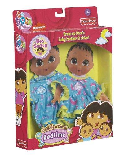 - Dora Big Sister Bedtime Fashions Clothing