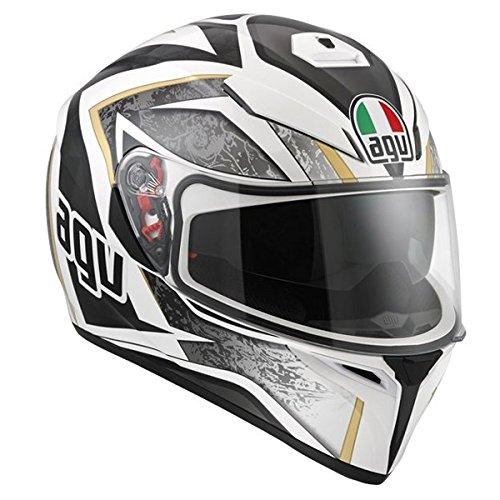 AGV Helmets HELMET K3SV VUL WH/GUN 2X