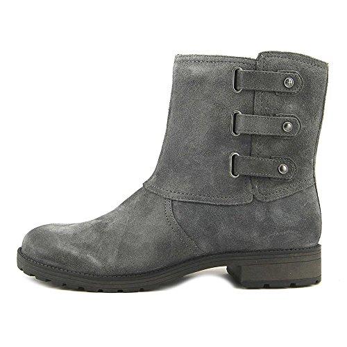 Naturalizer Frauen TYNNER Geschlossener Zeh Leder Fashion Stiefel Grau