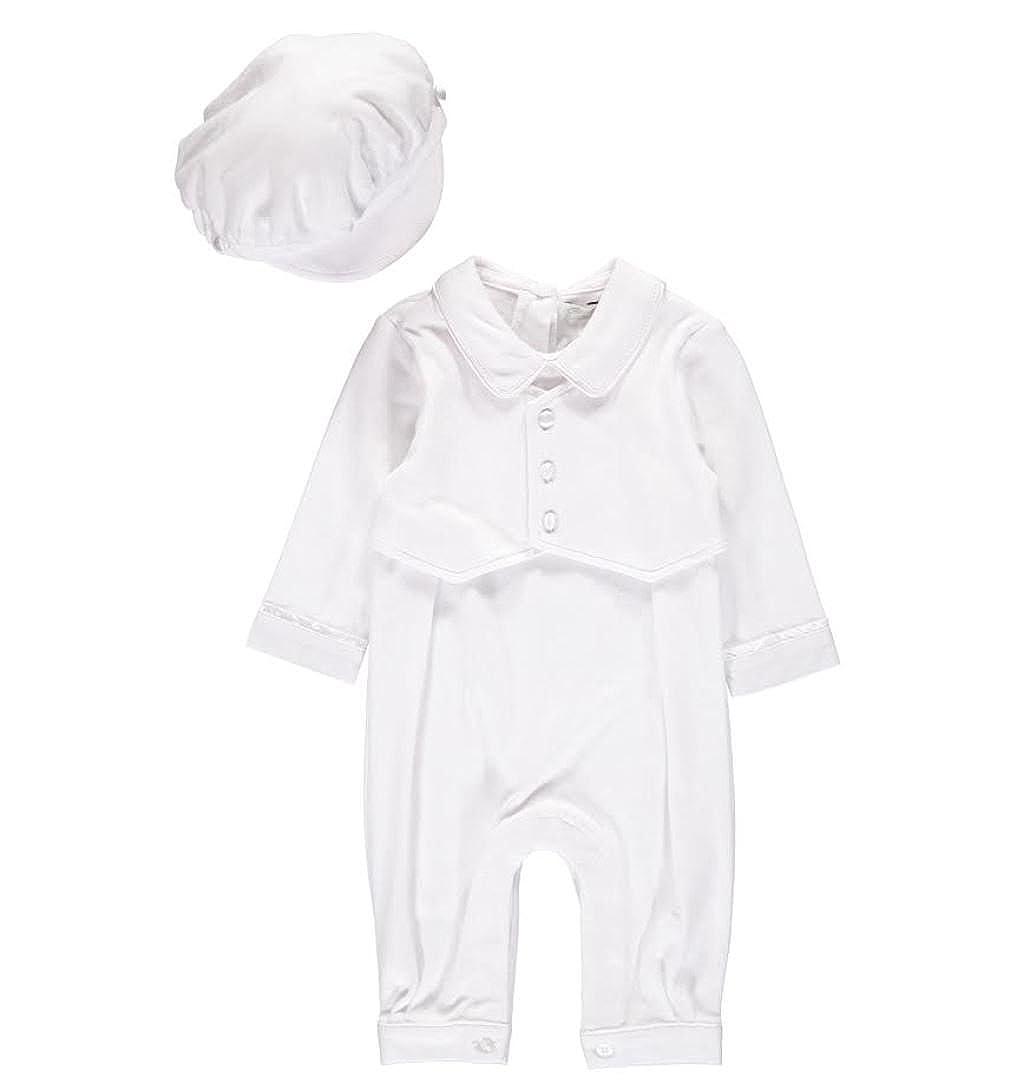 Baby Boy Elegant Christening Set