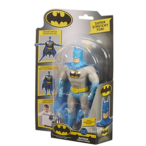 Stretch Armstrong 6687 Mini Stretch Batman, Blue
