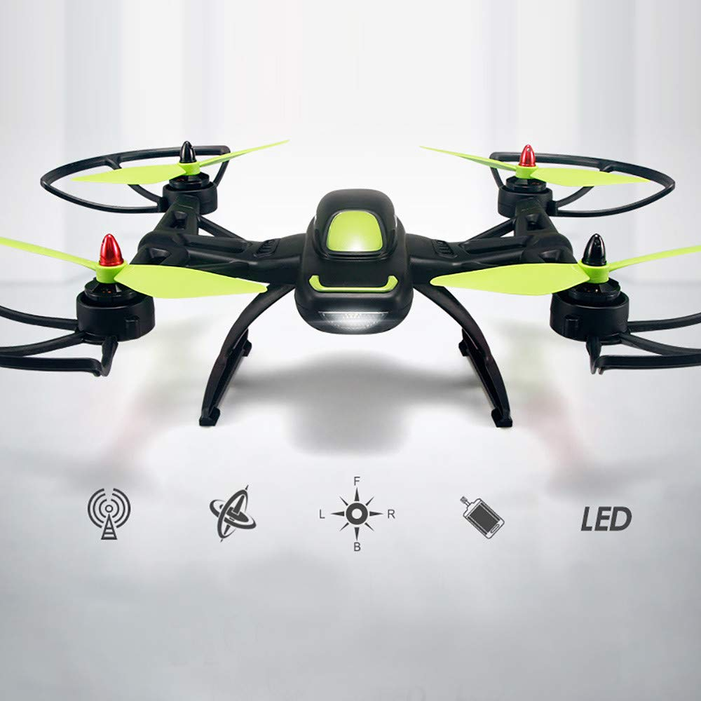 RC Quadcopter Brushless 2.4G 4CH 6-Axis Gyro Headless Mode Drone